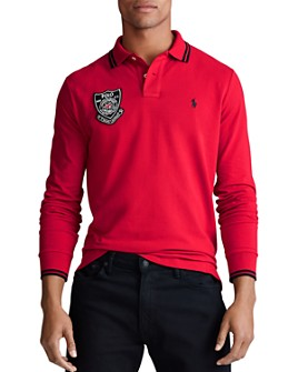 Polo Ralph Lauren - Lunar New Year Mesh Polo Shirt