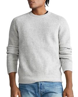 Polo Ralph Lauren - Wool Raglan Crewneck Sweater