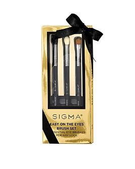 Sigma Beauty - Easy On The Eyes Brush Set ($49 value)