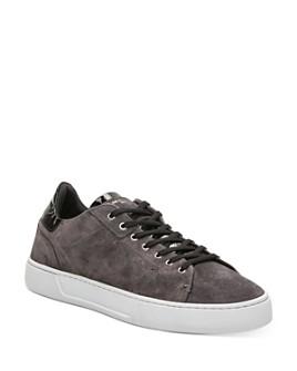 The Kooples - Men's Suede Low-Top Sneakers