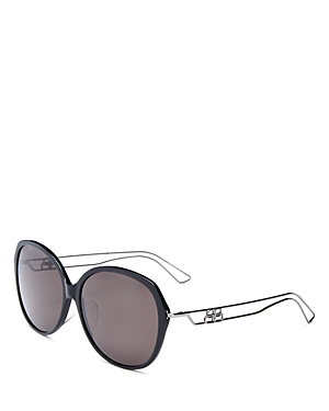 Balenciaga Women's Square Sunglasses, 59mm