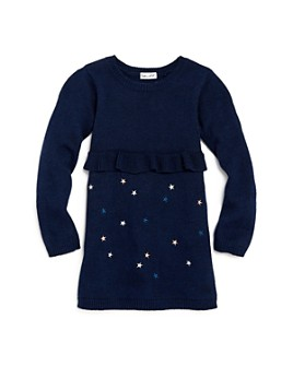 Splendid - Girls' Embroidered Star Dress - Little Kid
