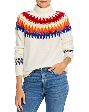 French Connection Sweaters RIVER VHARI FAIR ISLE SWEATER
