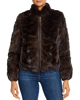 Maximilian Furs - Sable Jacket - 100% Exclusive