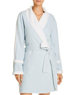 Splendid - Sherpa Pajama Short Robe