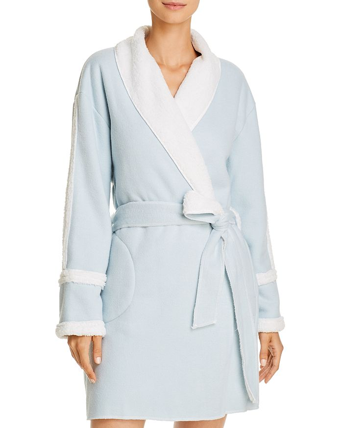Splendid - Sherpa Pajama Short Robe