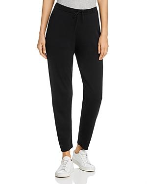 Eileen Fisher Merino Wool Jogger Pants