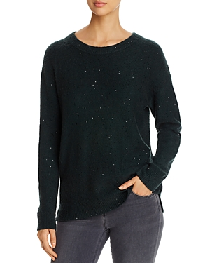 Karl Lagerfeld Sweaters SEQUINED SWEATER