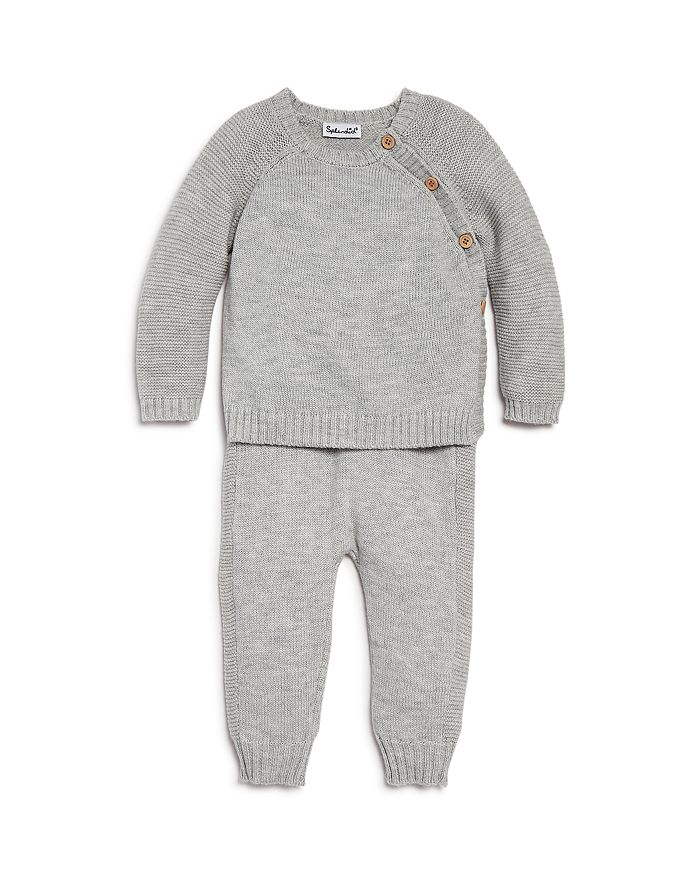 Splendid - Unisex Sweater & Knit Pants Set - Baby