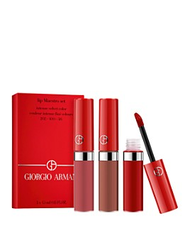 Armani - Lip Maestro Travel Set