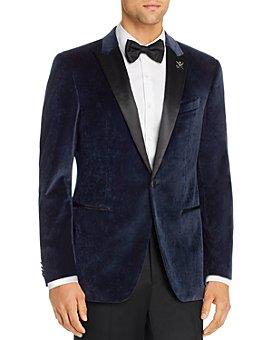 John Varvatos Star USA - Velvet Slim Fit Tuxedo Jacket