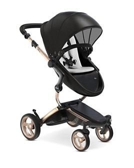 Mima - Xari Stroller with Champagne Chassis