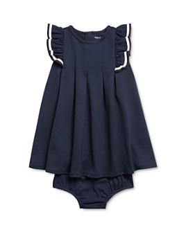 Ralph Lauren - Girls' Ponte Dress & Bloomers Set - Baby