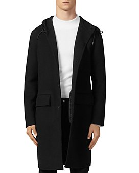 Sandro - Hooded Coat