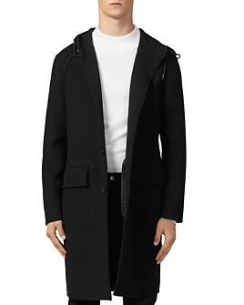 Sandro - Hooded Coat