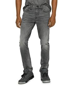 Hudson - Skinny Fit Jeans in Grays