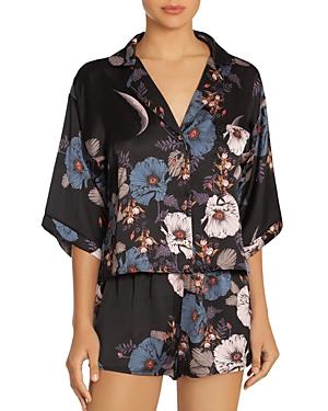 Midnight Bakery Luna Printed Short Pajama Set