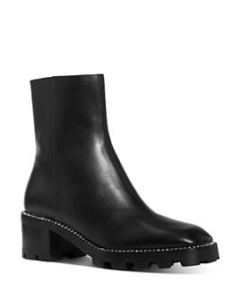 Jimmy Choo - Women's Mava Crystal-Embellished Chelsea Boots