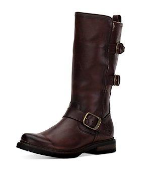 Frye - Women's Veronica Shearling Boots