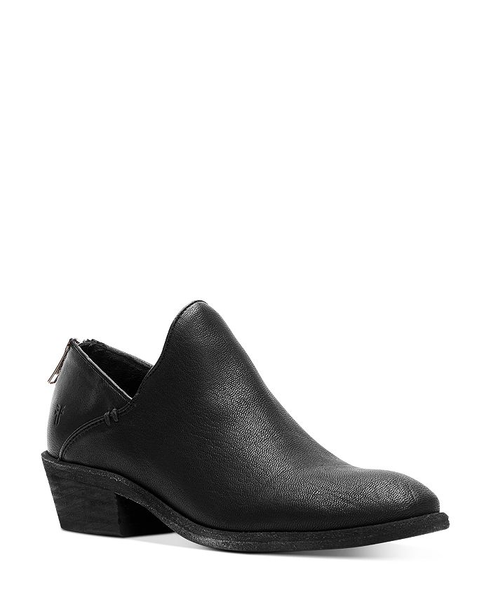 Frye - Women's Carson Leather Ankle Booties