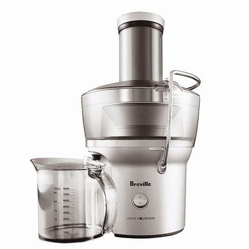 """Breville - """"Juice Fountain Compact"""" Juice Extractor by"""