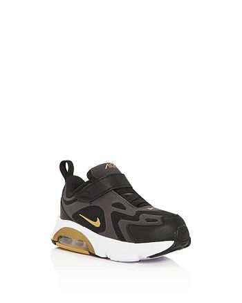 Nike - Unisex Air Max 200 Low-Top Sneakers - Walker, Toddler