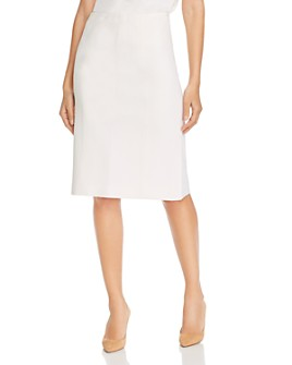 Lafayette 148 New York - Elin Wool Pencil Skirt