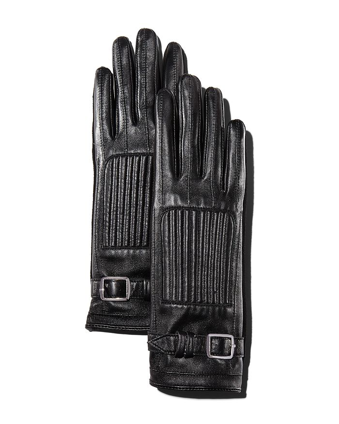 The Kooples - Leather & Suede Gloves