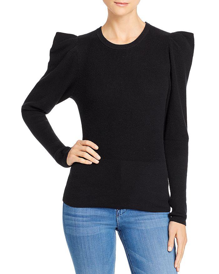 FRAME - Puff-Sleeve Sweater