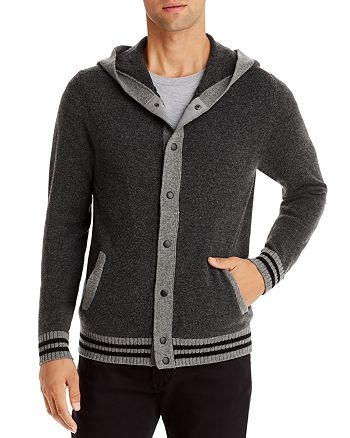 Mills Supply - Hooded Cardigan