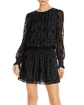 Parker - Carmindy Burnout Velvet Dress