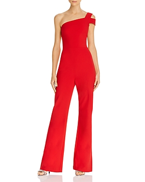 Likely Maxson One-Shoulder Jumpsuit