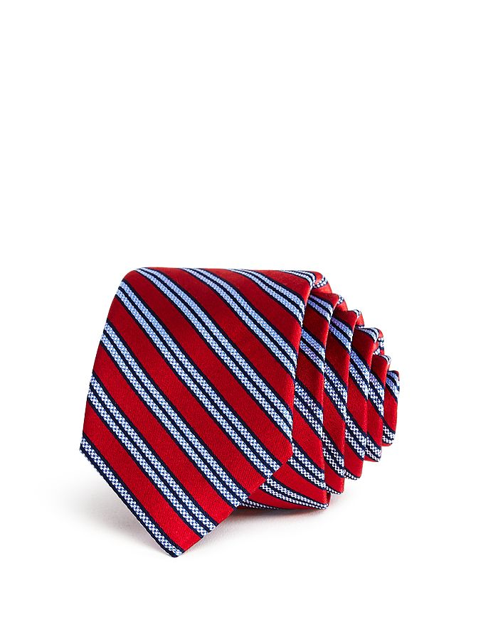 Michael Kors - Boys' Striped Silk Tie