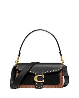 COACH - Tabby Studded Shoulder Bag