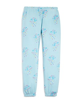 CHASER - Girls' Rain Cloud Jogger Pants - Little Kid
