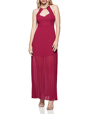Bcbgeneration Dresses PLEATED MAXI DRESS