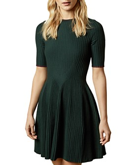 Ted Baker - Renyina Knit Skater Dress