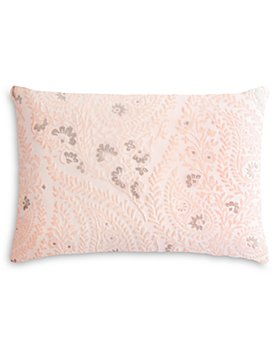 "Kevin O'Brien Studio - Studio Henna Velvet Decorative Pillow, 14"" x 20"""