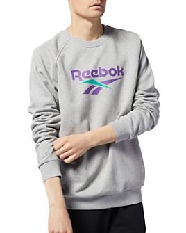Reebok - Graphic Logo Sweatshirt