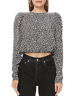 AFRM - Reeve Tie-Back Cropped Top