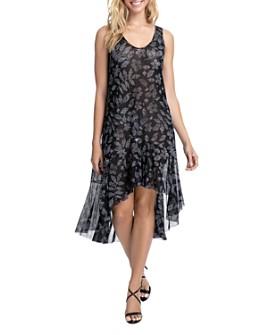 Profile by Gottex - Pepita High/Low Mesh Dress