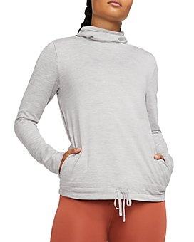 Nike - Yoga Funnel-Neck Top