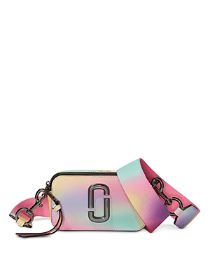 Marc Jacobs Snapshot Airbrushed Crossbody