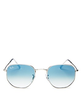 Ray-Ban - Unisex Icons Hexagonal Sunglasses, 51mm