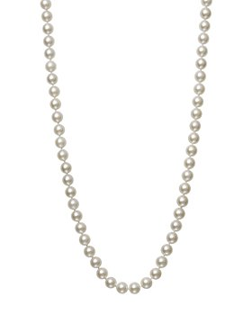 """Bloomingdale's - Cultured Freshwater Pearl Necklace in 14K Yellow Gold, 18"""" - 100% Exclusive"""