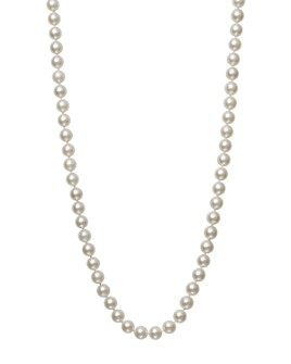 "Bloomingdale's - Cultured Freshwater Pearl Necklace in 14K Yellow Gold, 18"" - 100% Exclusive"