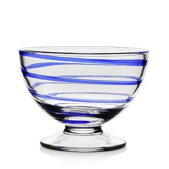 William Yeoward Crystal - Bella Blue Nut Bowl