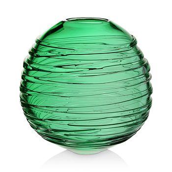 "William Yeoward Crystal - Miranda Globe Vase, 11"""