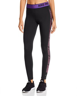 Nike - Pro Warm Logo Leggings
