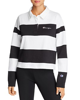 Champion - Striped Rugby Shirt